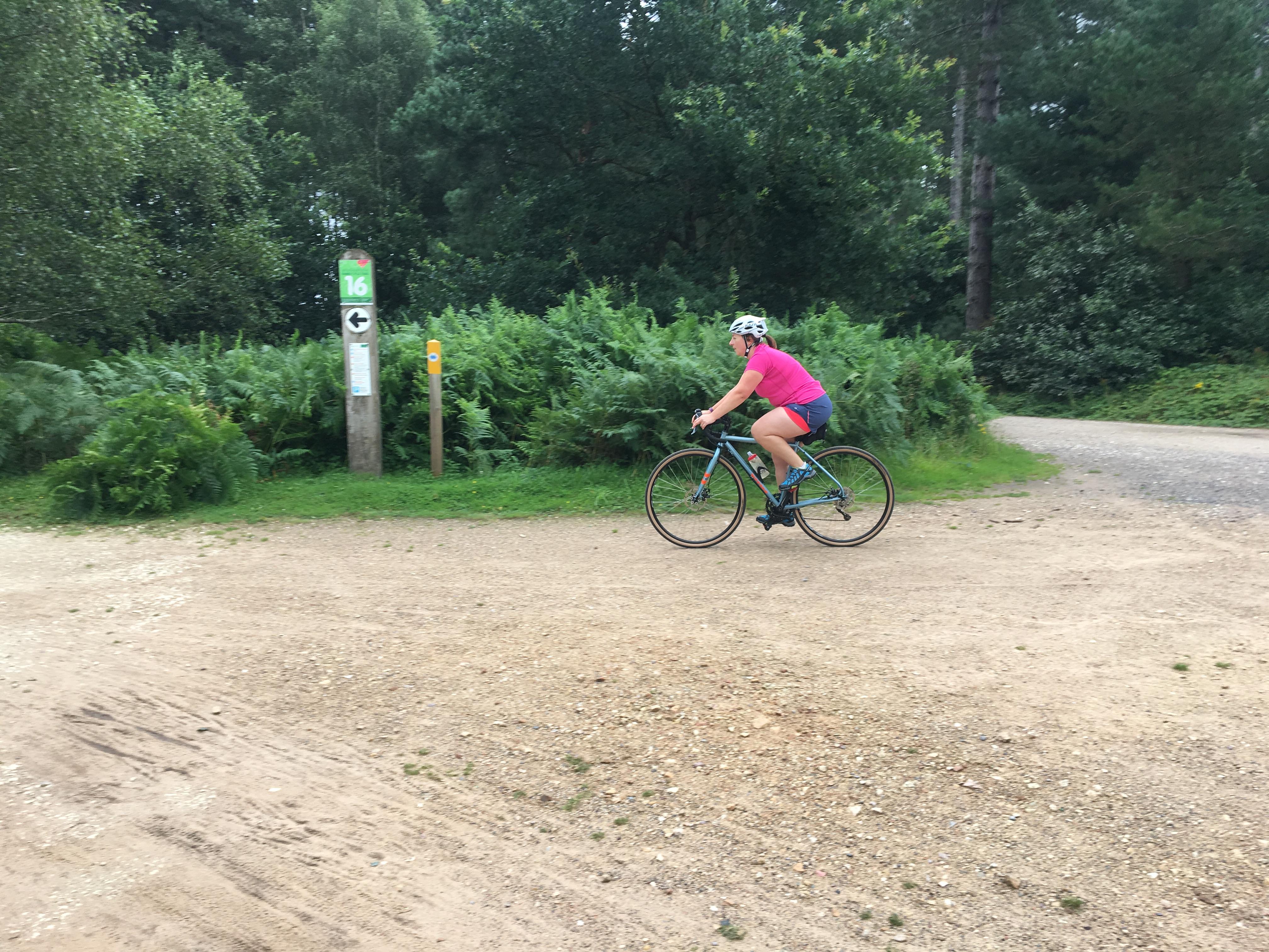 Lesley Cycling